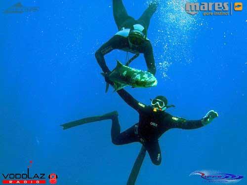 С валерием новиковым подводная охота