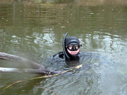 ловля сома в апреле на малой реке