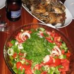 Незабываемые блюда каждый вечер. Турция 2013