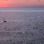 Рассвет на Южном берегу Крыма