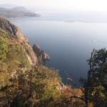 Вид на Юго-восточный Крым