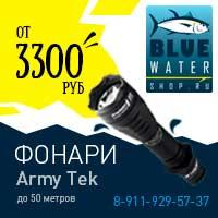 Bluewatershop - фонари Army Tek
