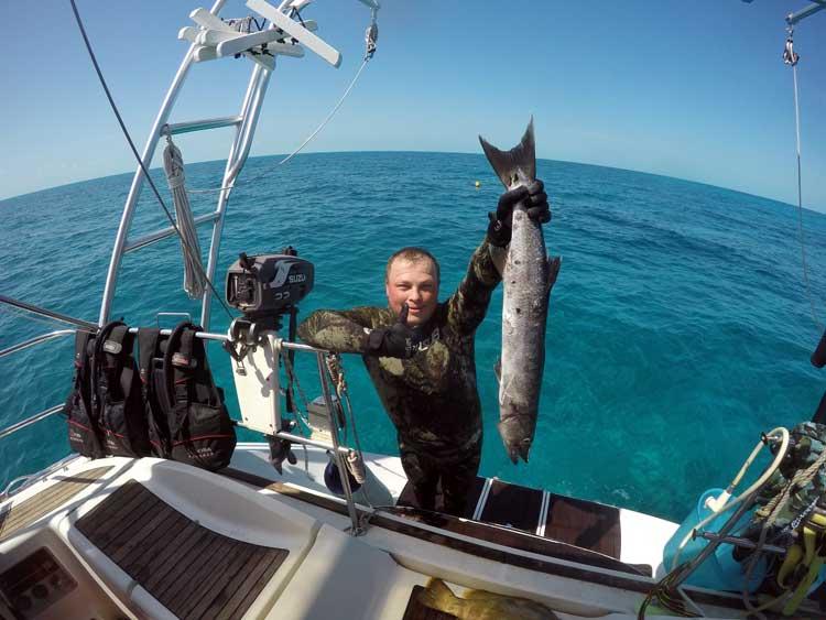 рынке поставок фото отчеты о подводной охоте на кубе постоянно посещали суда